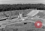 Image of German A-4 missile Peenemunde Germany, 1942, second 2 stock footage video 65675078009