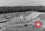 Image of German A-4 missile Peenemunde Germany, 1942, second 4 stock footage video 65675078009