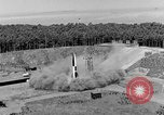Image of German A-4 missile Peenemunde Germany, 1942, second 5 stock footage video 65675078009