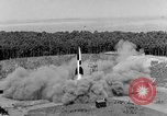 Image of German A-4 missile Peenemunde Germany, 1942, second 6 stock footage video 65675078009