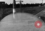 Image of unstable camera closeup of German A-4 missile launch Peenemunde Germany, 1942, second 2 stock footage video 65675078011