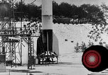 Image of A-4 missile Peenemunde Germany, 1942, second 4 stock footage video 65675078012
