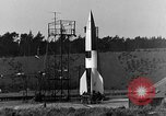 Image of A-4 missile Peenemunde Germany, 1942, second 3 stock footage video 65675078013