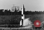Image of A-4 missile Peenemunde Germany, 1942, second 8 stock footage video 65675078013