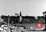 Image of A-4 missile Peenemunde Germany, 1942, second 4 stock footage video 65675078015