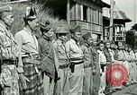 Image of General MacArthur Philippines, 1945, second 12 stock footage video 65675078028