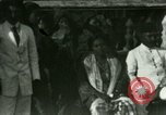 Image of Sultan of Sulu Philippines, 1915, second 9 stock footage video 65675078037