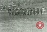 Image of Bontoc troops Bontoc Philippines, 1915, second 8 stock footage video 65675078045