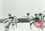 Image of Ifugao men Philippines, 1915, second 10 stock footage video 65675078046