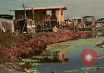 Image of extent of poverty Philippines, 1971, second 8 stock footage video 65675078053