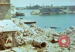 Image of demolished installations Italy, 1944, second 2 stock footage video 65675078062
