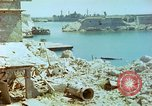 Image of demolished installations Italy, 1944, second 3 stock footage video 65675078062