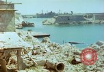 Image of demolished installations Italy, 1944, second 4 stock footage video 65675078062