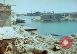 Image of demolished installations Italy, 1944, second 5 stock footage video 65675078062