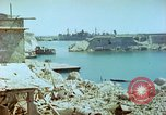 Image of demolished installations Italy, 1944, second 6 stock footage video 65675078062