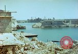 Image of demolished installations Italy, 1944, second 7 stock footage video 65675078062