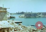 Image of demolished installations Italy, 1944, second 8 stock footage video 65675078062