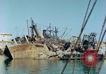 Image of damaged installations Italy, 1944, second 10 stock footage video 65675078063