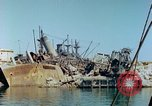 Image of damaged installations Italy, 1944, second 11 stock footage video 65675078063