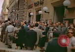 Image of Allied soldiers Rome Italy, 1944, second 4 stock footage video 65675078064