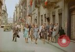 Image of Allied soldiers Rome Italy, 1944, second 10 stock footage video 65675078064