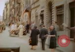 Image of Allied soldiers Rome Italy, 1944, second 12 stock footage video 65675078064