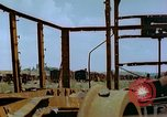Image of marshaling yard Italy, 1944, second 7 stock footage video 65675078065