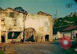 Image of burned buildings France, 1944, second 3 stock footage video 65675078074