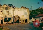 Image of burned buildings France, 1944, second 4 stock footage video 65675078074