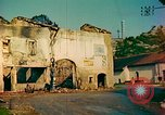 Image of burned buildings France, 1944, second 6 stock footage video 65675078074