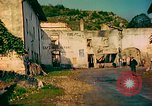 Image of burned buildings France, 1944, second 9 stock footage video 65675078074