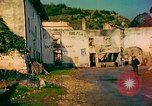 Image of burned buildings France, 1944, second 10 stock footage video 65675078074