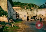 Image of burned buildings France, 1944, second 11 stock footage video 65675078074