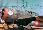 Image of P-47 aircraft Corsica France, 1944, second 1 stock footage video 65675078083