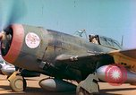 Image of P-47 aircraft Corsica France, 1944, second 2 stock footage video 65675078083