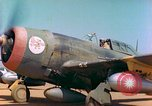 Image of P-47 aircraft Corsica France, 1944, second 3 stock footage video 65675078083