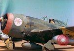 Image of P-47 aircraft Corsica France, 1944, second 6 stock footage video 65675078083