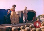 Image of airmen Corsica France, 1944, second 7 stock footage video 65675078084