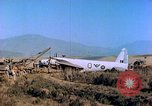 Image of Wellington bomber Corsica France, 1944, second 2 stock footage video 65675078085