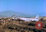 Image of Wellington bomber Corsica France, 1944, second 3 stock footage video 65675078085