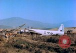 Image of Wellington bomber Corsica France, 1944, second 5 stock footage video 65675078085