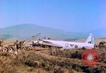Image of Wellington bomber Corsica France, 1944, second 7 stock footage video 65675078085