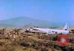 Image of Wellington bomber Corsica France, 1944, second 10 stock footage video 65675078085