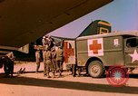 Image of wounded soldiers France, 1944, second 11 stock footage video 65675078087