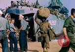 Image of Negro troops France, 1944, second 10 stock footage video 65675078088