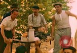 Image of wounded soldiers Marseilles France, 1944, second 3 stock footage video 65675078091