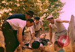 Image of wounded soldiers Marseilles France, 1944, second 5 stock footage video 65675078091