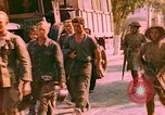 Image of wounded soldiers Marseilles France, 1944, second 8 stock footage video 65675078091