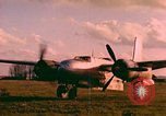 Image of A-26 Invader aircraft France, 1944, second 6 stock footage video 65675078095