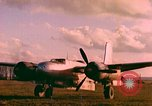 Image of A-26 Invader aircraft France, 1944, second 8 stock footage video 65675078095